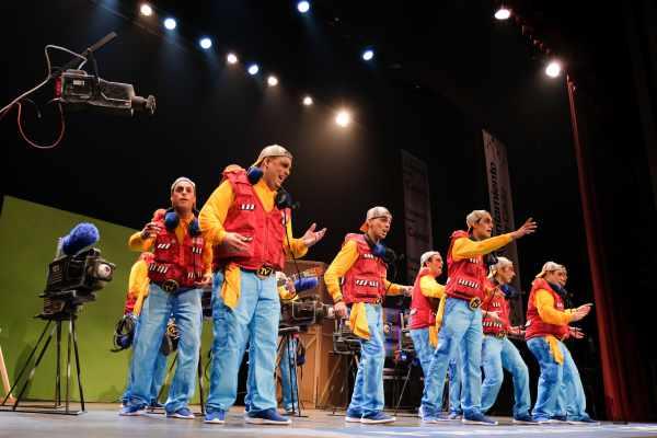 Los que La Llevan a Hombros cantarán en el COAC de Puerto Real