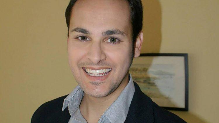 Mario Gargón, autor de carteles de carnaval y Feria