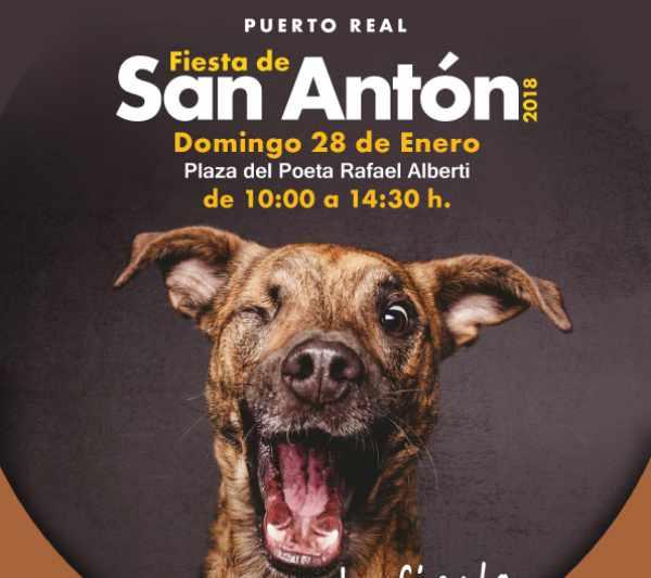 Puerto Real celebra San Antón