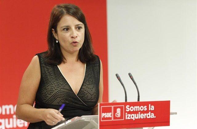 Adriana Lastra, Vicesecretaria del PSOE
