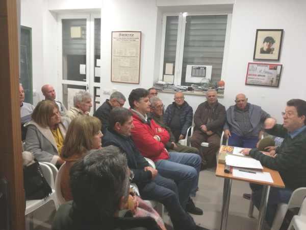 Charla de la CNT-AIT sobre Cataluña