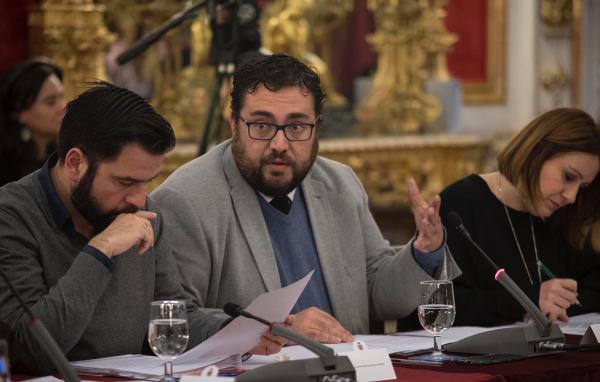 Jaime Armario, Diputado Provincial de Deportes