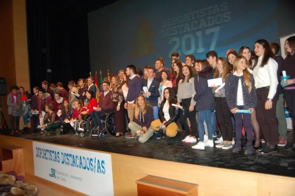 Gala de Deportes de la Diputación 2018
