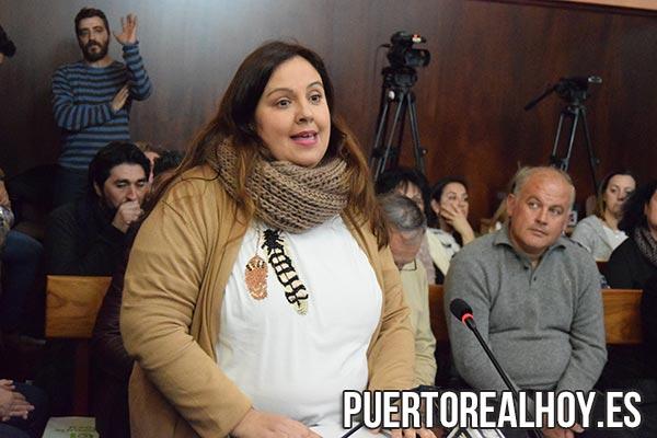 """Gloria Jiménez, miembro del AMPA de la Escuela Infantil """"Elvira Lindo"""""""