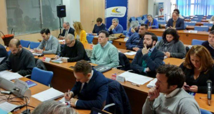 Reunión de la Mancomunidad de Municipios de la Bahía de Cádiz