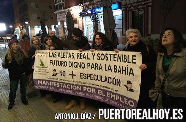 Simpatizantes del Proyecto Las Aletas: Alternativa Real y Sostenible