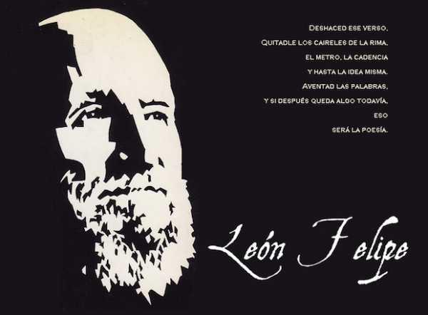 Poesía de León Felipe