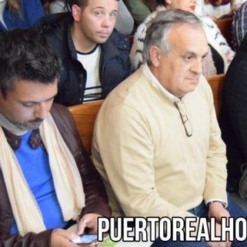 Vicente Fernández, durante el Pleno del Mes de Febrero