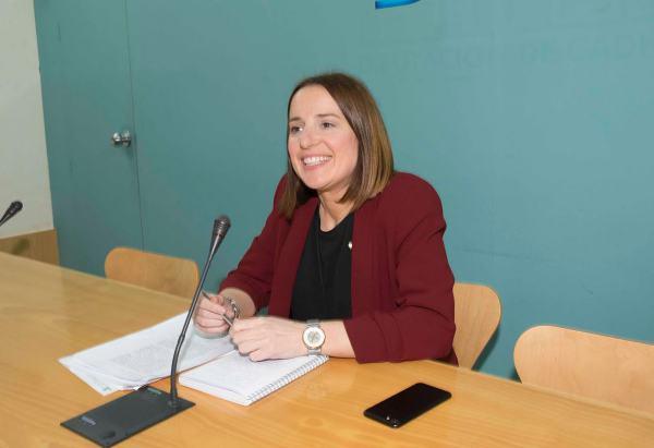 Ana Carrera, Diputada Provincial