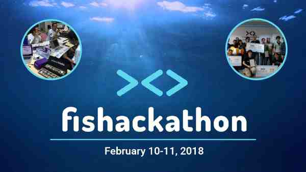 Cartel del Fishackathon 2018