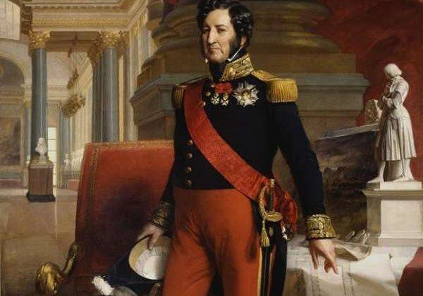 El Rey de Francia, Luis Felipe de Orléans.