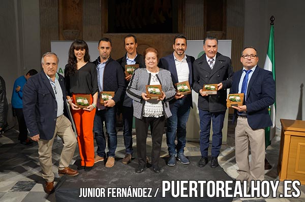 Premiados por Andalucía Por Sí