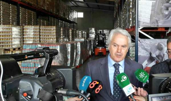 Agustín Muñoz, Subdelegado del Gobierno en Cádiz.