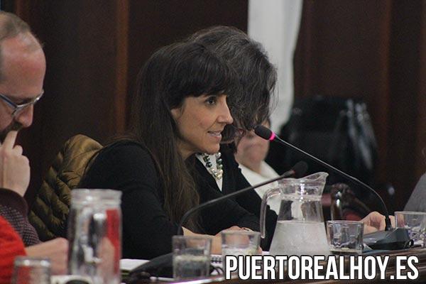 Lucía Ariza, Concejal del PA.