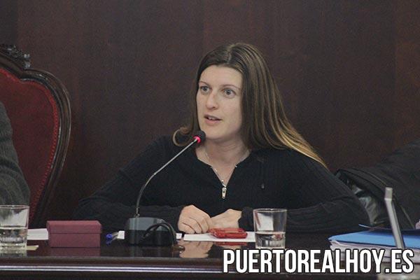 Mayte Sánchez, Concejal de Participación de Puerto Real