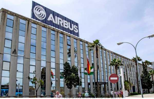 Planta de Airbus en Puerto Real.