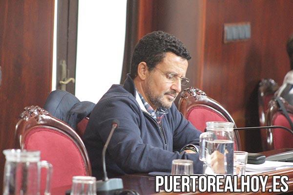 Ángel Gómez De La Torre, Concejal del Partido Andalucista