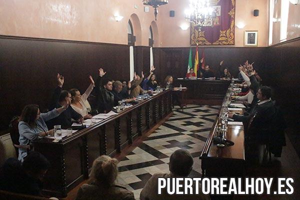 Votación del Pleno de Abril.