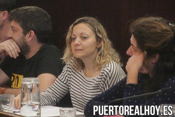 Fátima Pontones, Concejal de Hacienda.