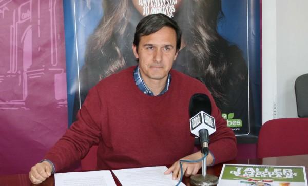 José Antonio Montilla, Concejal de Educación.