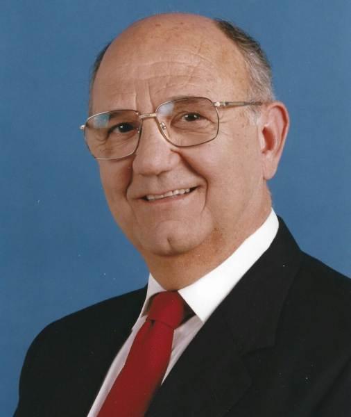 Antonio Carrión, durante su etapa como Alcalde de Puerto Real.