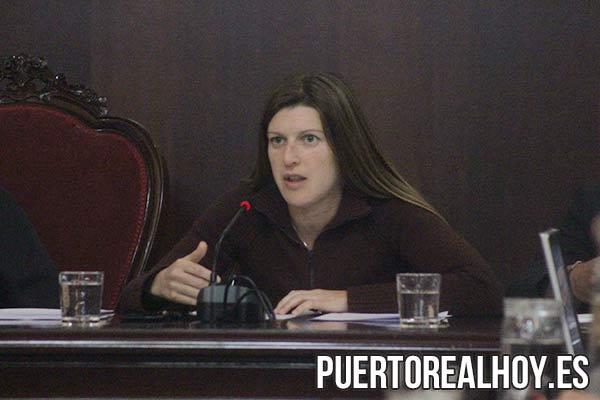 Mayte Sánchez, Concejal de Participación Ciudadana.