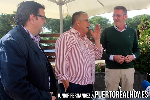 José Antonio Aldayturriaga; Carlos Juárez; y Daniel Nieto.