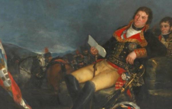 Manuel Godoy, príncipe de la Paz.