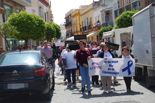 La Asociación AFIPRE por la Calle de la Plaza.