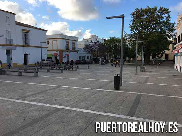 Plaza de Pedro Álvarez Hidalgo.