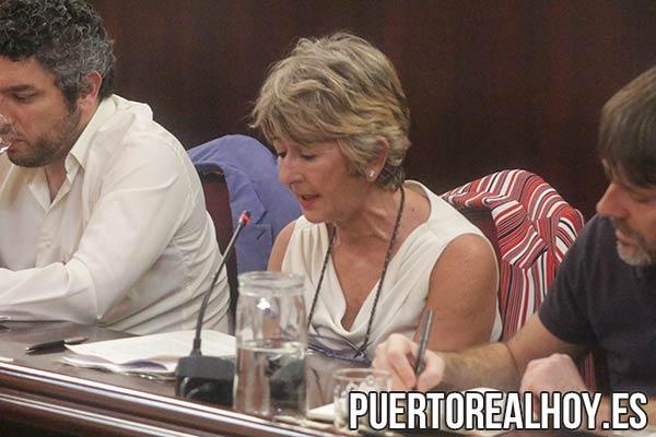 María Merello, Concejal de Medio Ambiente.