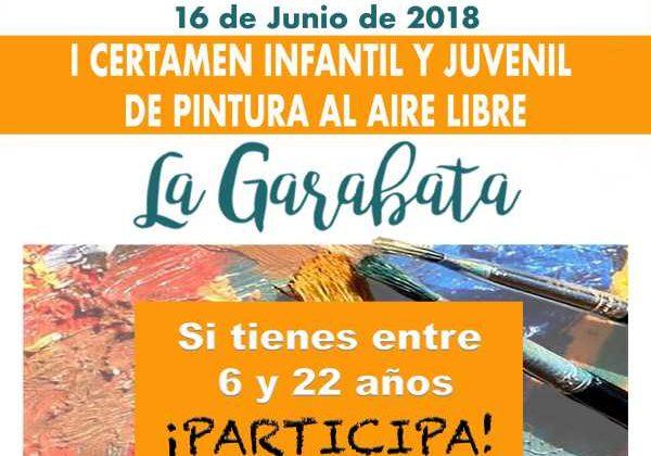 Cartel de La Garabata.