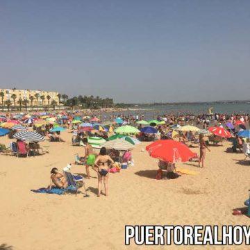 Playa de La Cachucha.