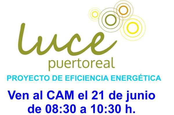 Jornada sobre Eficiencia Energética en el Ayuntamiento de Puerto Real.