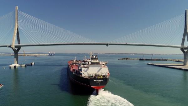 Suezmax construido en Navantia.