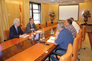 Reunión de los Sindicatos de Navantia con la SEPI.