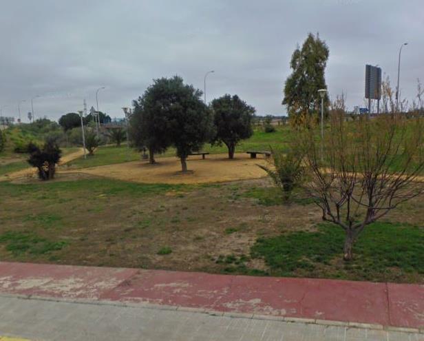 Parque de la Calle de las Olas.