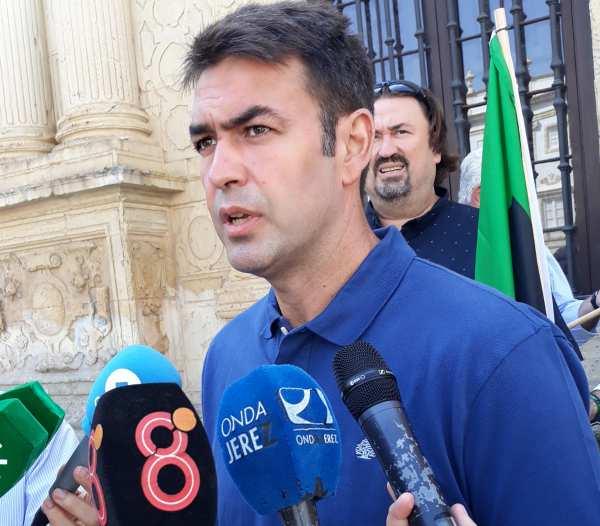 Joaquín Bellido, Coordinador Nacional de AxSí.