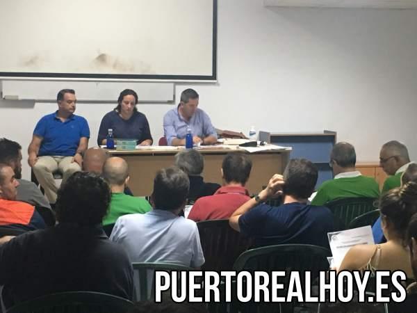 Reunión de la FAB Cádiz en Puerto Real.