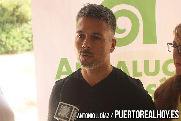 José Manuel Acosta, Coordinador Local de AxSí.