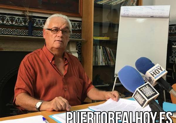 Antonio Bohórquez, Presidente del Puerto Real CF.