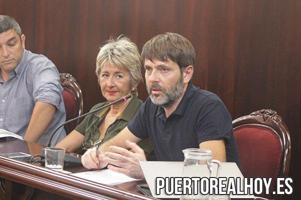 Alfredo Charques, Concejal de Cultura y Fiestas.