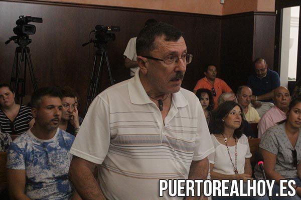 Angel Manuel Delgado, vecino de San Juan Bosco.