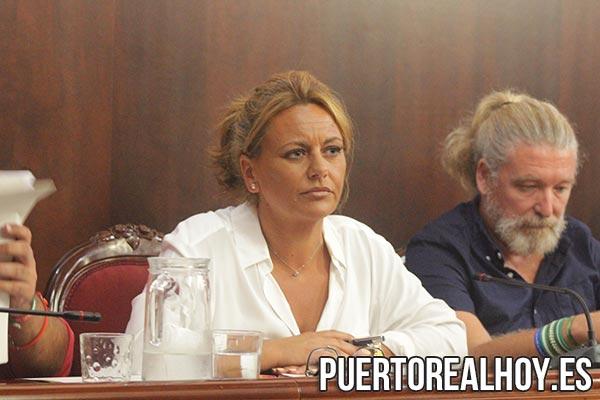 Elena Amaya, Concejal del PSOE.