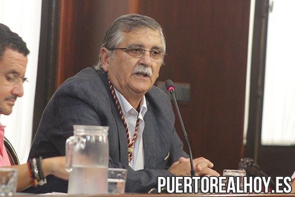 Fernando Boy, Concejal del PA.