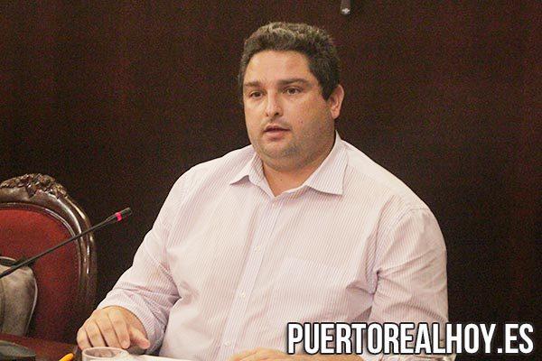 José Alfaro, Concejal de Izquierda Unida.