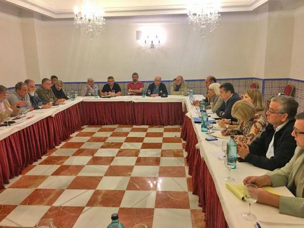 Reunión del Partido Popular con los Comités de Empresa de Navantia.