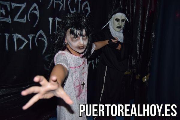 Halloween en Puerto Real.
