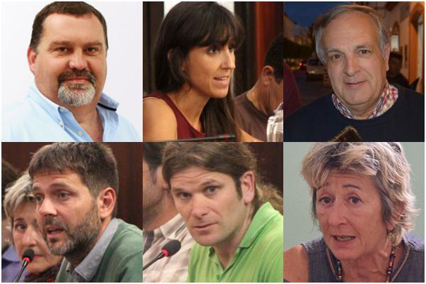Puertorrealeños en listas para las Elecciones Andaluzas de 2018.