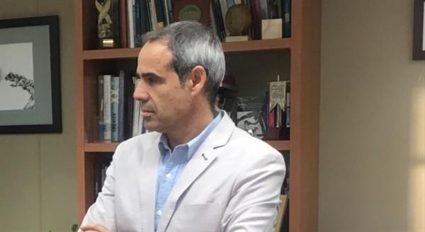 José Pacheco, Subdelegado del Gobierno en Cádiz.